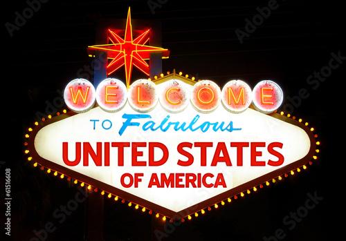 In de dag Las Vegas United States of America