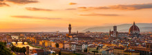 Panoramic View Of The Florence...