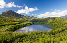 Menehune Fishpond Kauai Hawaii