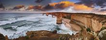 GOR 6 Apostles Sunrise Panorama