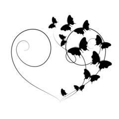 Naklejkabutterflies design
