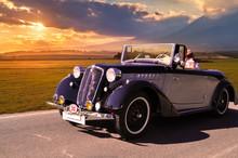 Old Veteran Car