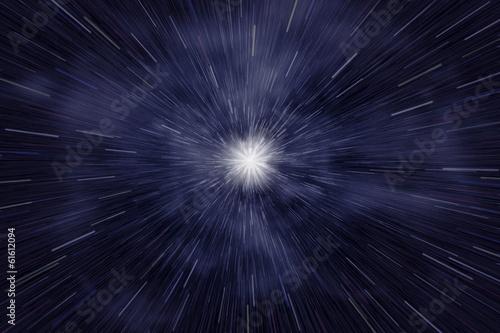 Fotografía  A la velocidad de la luz