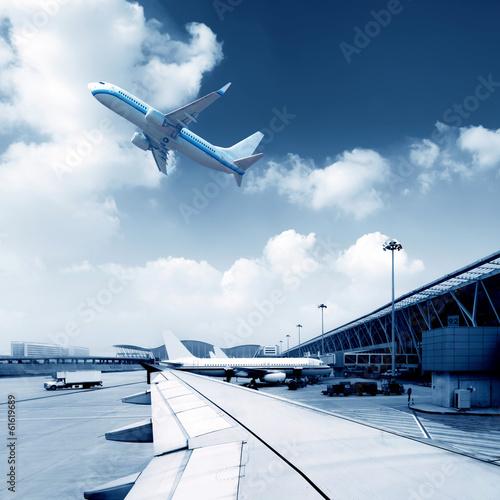 Poster Aeroport Airport