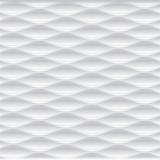 Biała bezszwowa tekstura. Faliste tło. - 61626839
