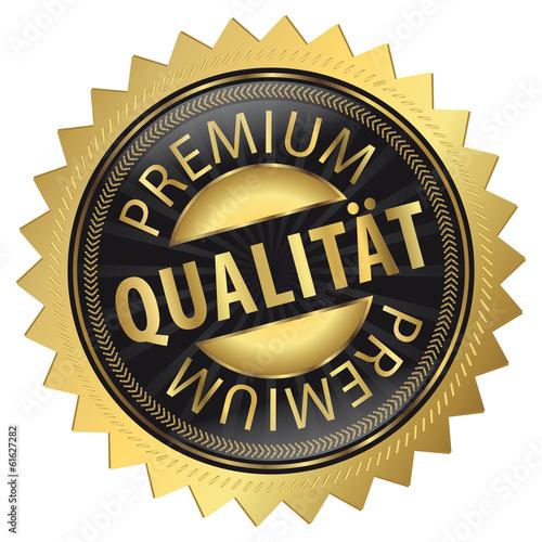 Fotografía  Premium Qualität Goldvignette