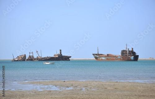 Fotografering  Gulf of Aden