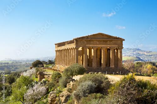 Photo Temple of Concordia
