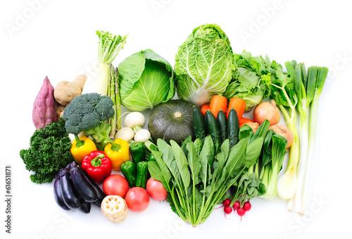 In de dag Groenten 野菜