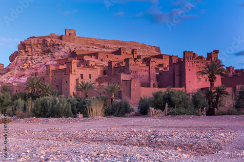 Recess Fitting Morocco Ait ben Haddou in Morocco, a world heritage