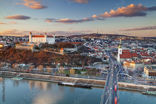 Papiers peints Europe de l Est Bratislava, Slovakia.