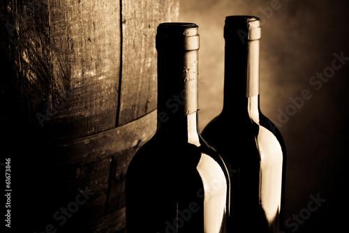 Fotografía aged wine