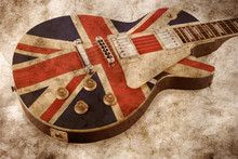 Grunge Brit Pop Guitar