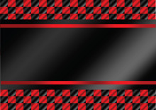 Racing Flags Background Checkered Flag Themes Idea Design
