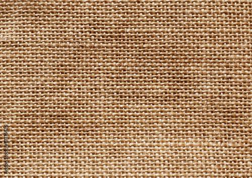 Fototapeta linen bag texture obraz