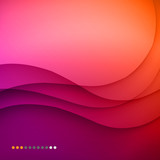 Purple elegant business background.