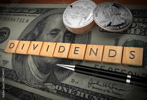 Fotografía  The dividends