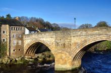 Stone Bridge In Barnard Castle