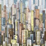 Stadtreich - Vektoren