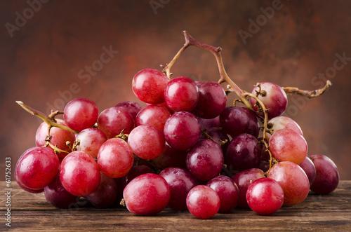 Carta da parati  uva rossa
