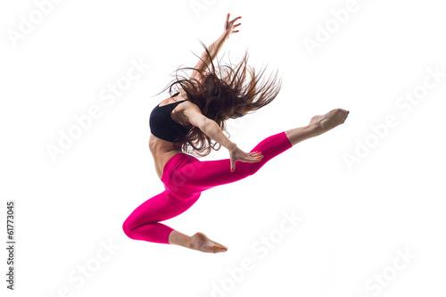 Fotomural the dancer