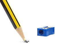 Broken Pencil Tip