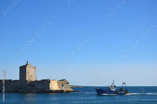 Photo  MARTIGUES : Le Fort de Bouc