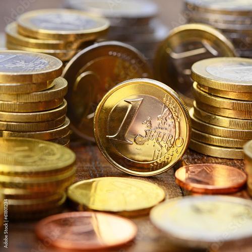 Fotografía  Münzen