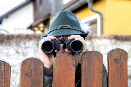 Fotomural  Spy
