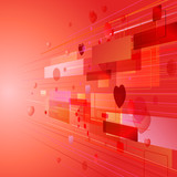_Abstract_hearts_Background