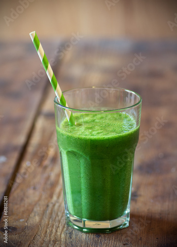Fotomural  Green smoothie