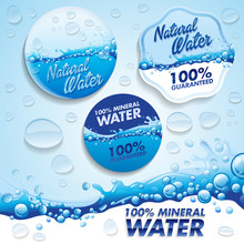 Natural Water And Mineral Water