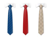 Cravates Vectorielles 1