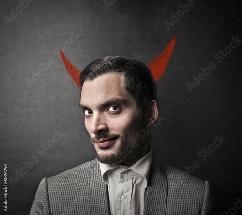 Fotografia evil man