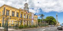 Townhall Of Saint-Denis, La Réunion