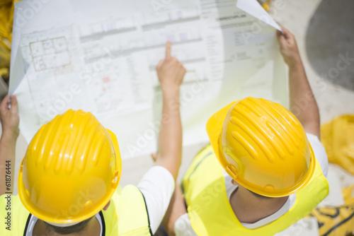 Photographie  Constructeurs Ingénieur