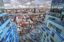 Unusual View Of Birmingham