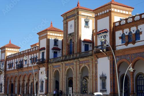 Estación de trenes de Jerez