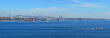 Panoramic view to Istanbul, Turkey