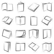 Sketch Of Books