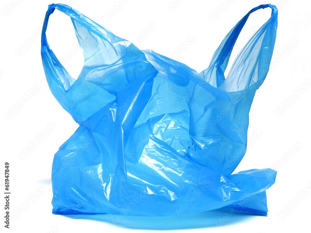 Fototapety, obrazy: Plastiktüte