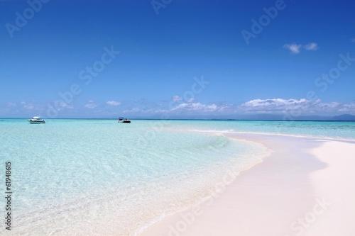 Photographie Lagon sud - Nouvelle-Calédonie