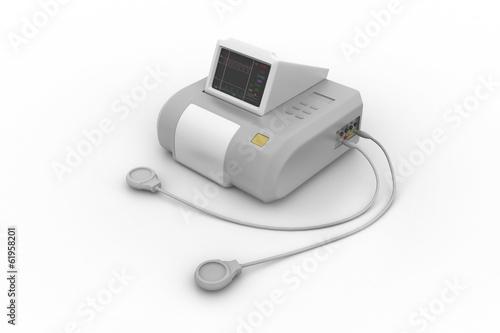Valokuva  Fetal monitor
