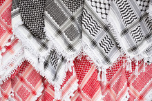 Arabic Scarf, Keffiyeh Texture Background