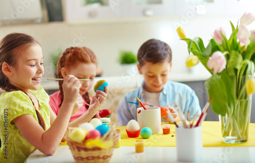 Photo Easter class