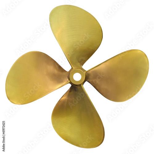 Juliste  Speedboat propeller