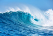 canvas print picture - Ocean Wave