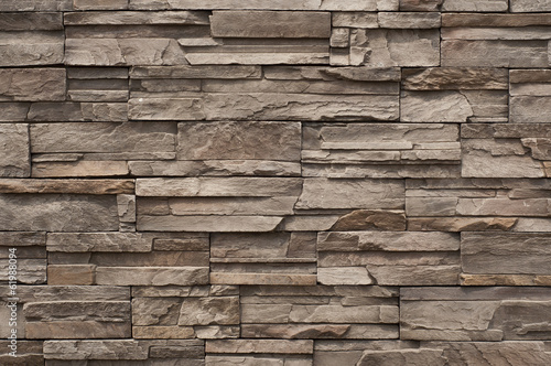 Papiers peints Brick wall Modern brick wall.
