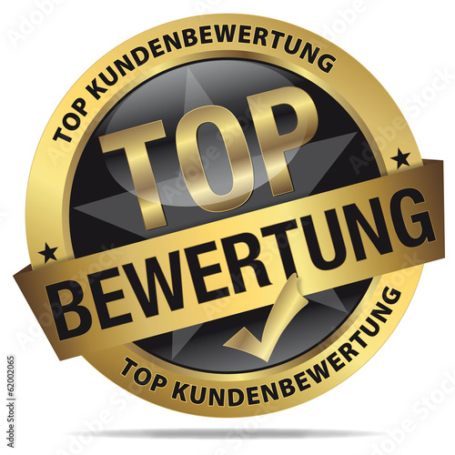 TOP Bewertung - TOP Kundenbewertung - Buy this stock vector and ...