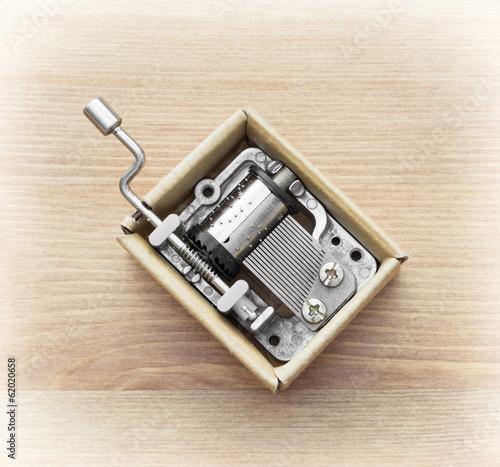 Little music box Poster